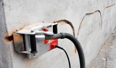 Машинка для штробления стен под проводку