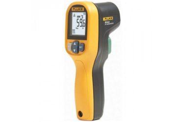Прибор для бесконтактного измерения температуры объекта
