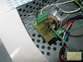 Блок питания для проверки светодиодов подсветки