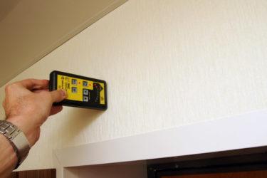 Как проверить наличие проводки в стене?