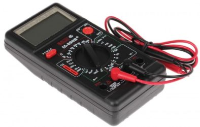 Прибор для измерения напряжения и силы тока